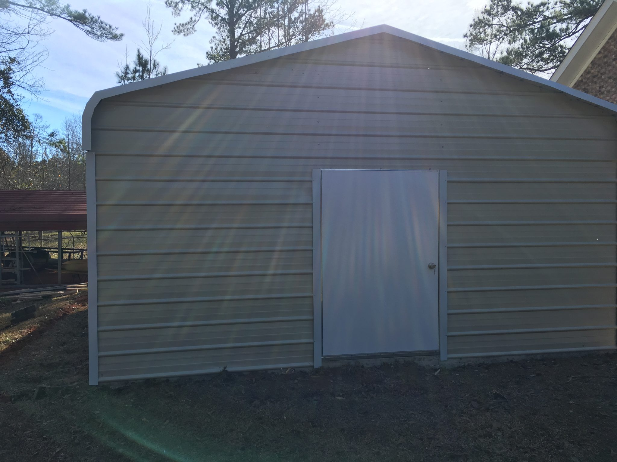 Carports, Metal Carports, Steel Carports, Columbia ...