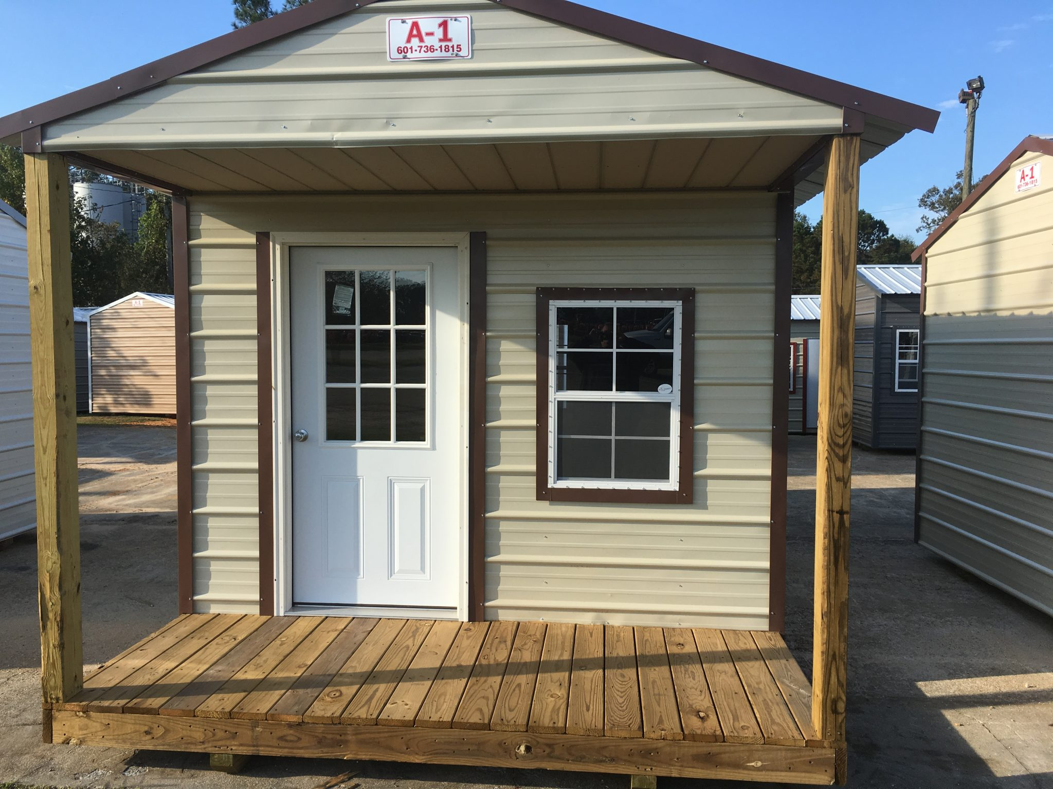 Sheds - Portable Storage Buildings | Hattiesburg, Columbia ...