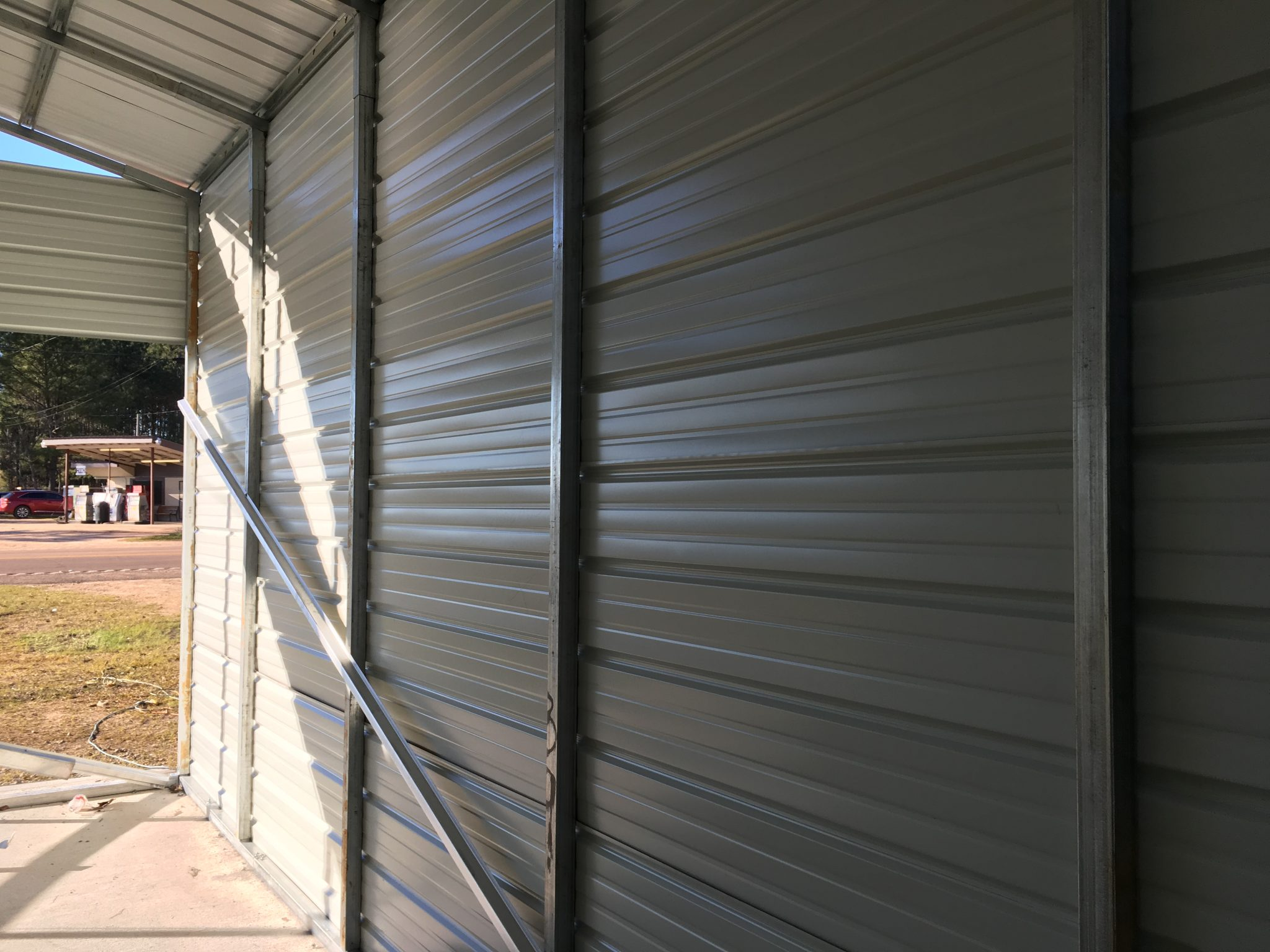 Portable Garages - Portable Storage Buildings ...