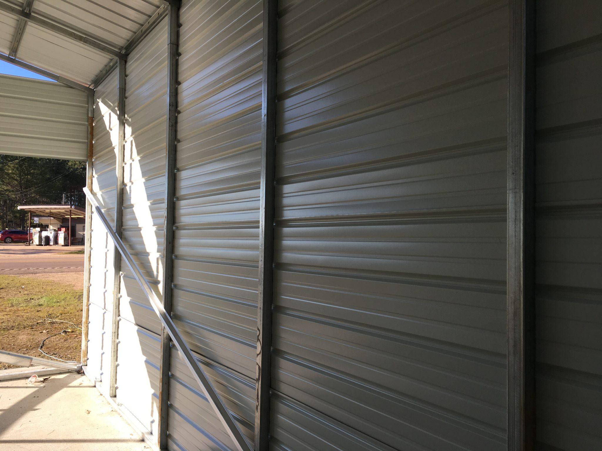 Portable Garages Portable Storage Buildings