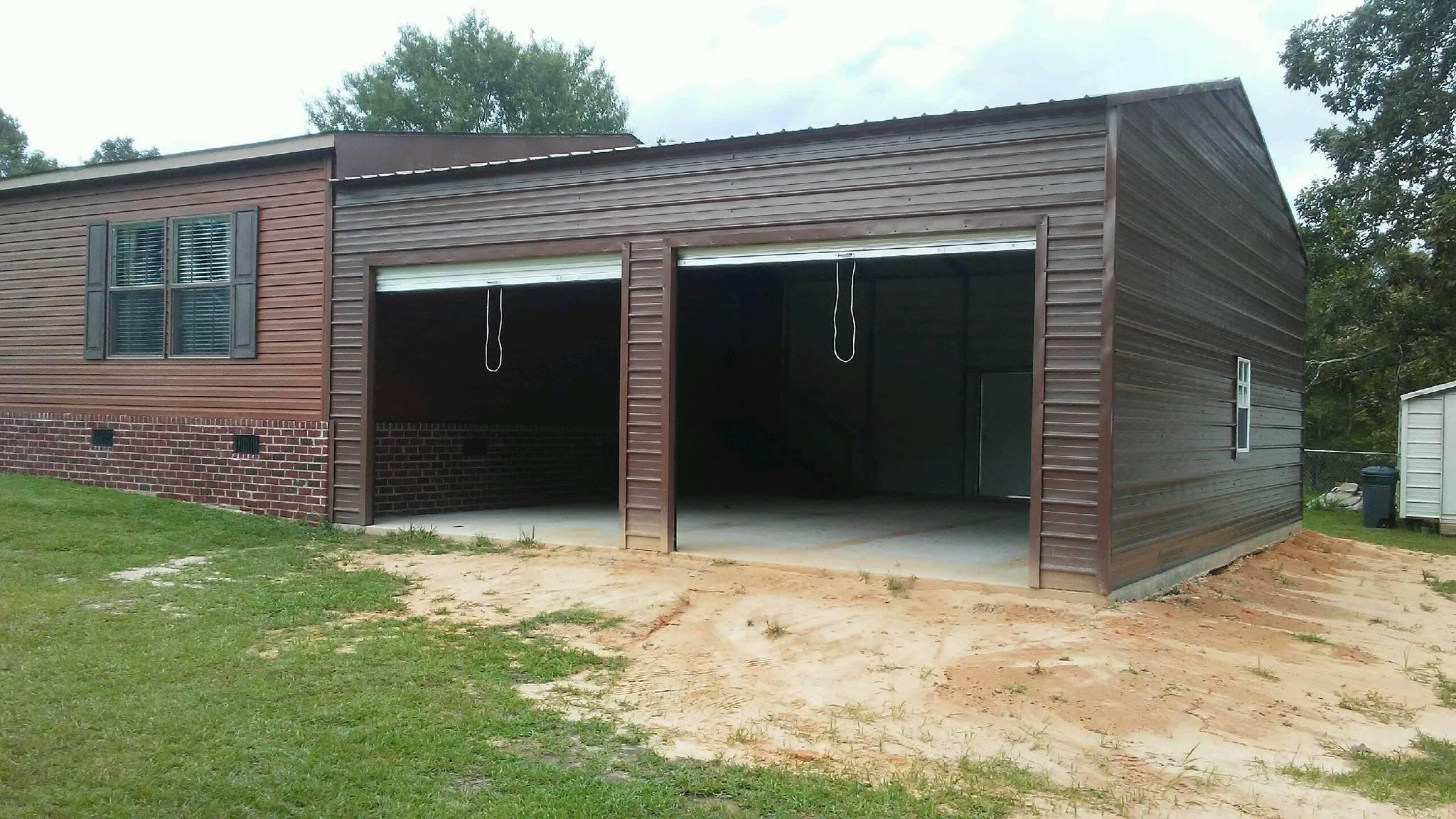 Portable Garages - Portable Storage Buildings ...