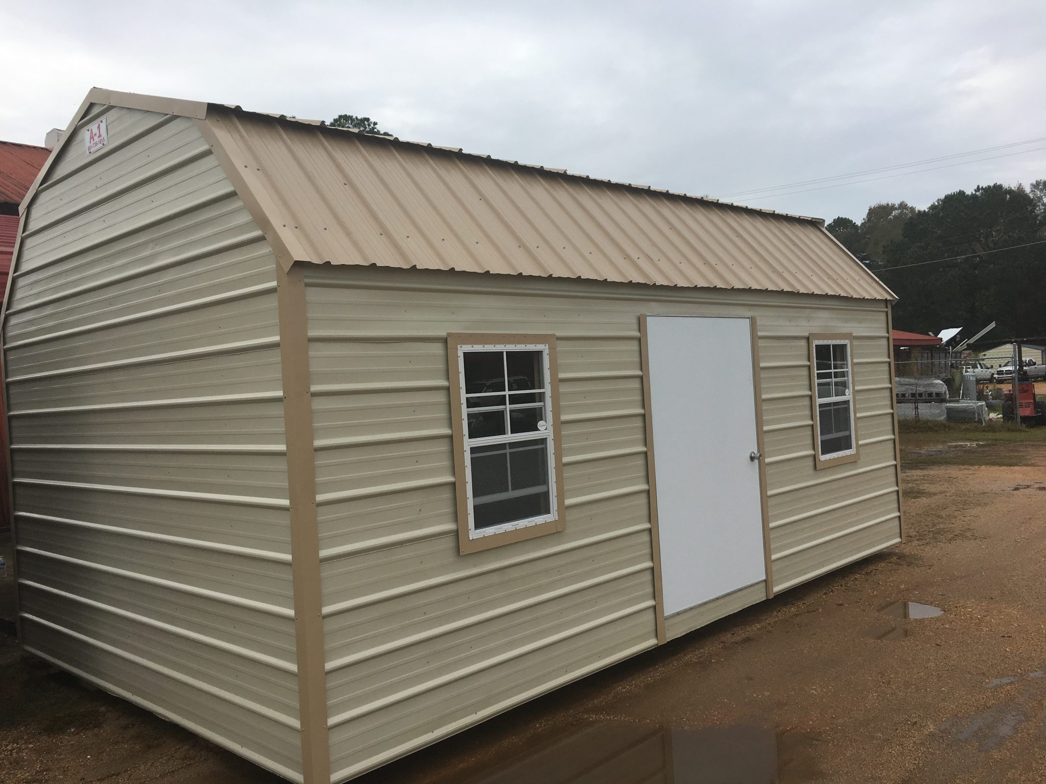GALLERY - Portable Storage Buildings | Hattiesburg ...