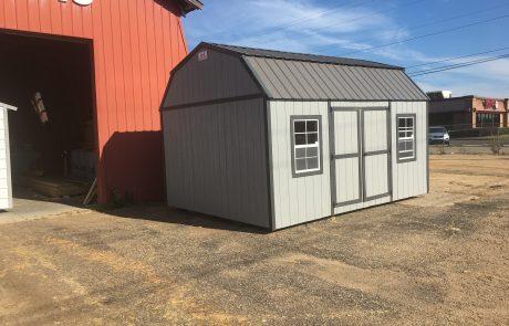 Portable Side Lofted Barns Portable Storage Buildings