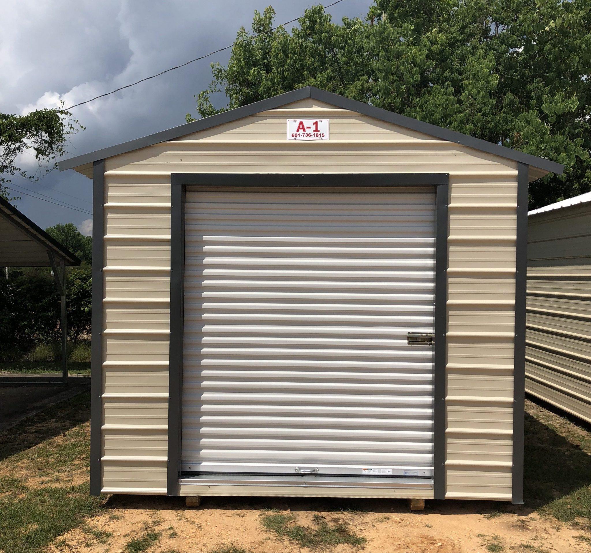 Portable Mini Garages, Portable Shed, Hattiesburg ...