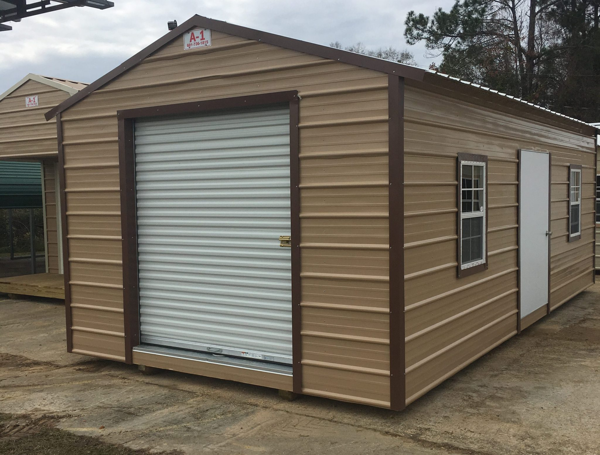 Utility Sheds Portable Storage Buildings Hattiesburg