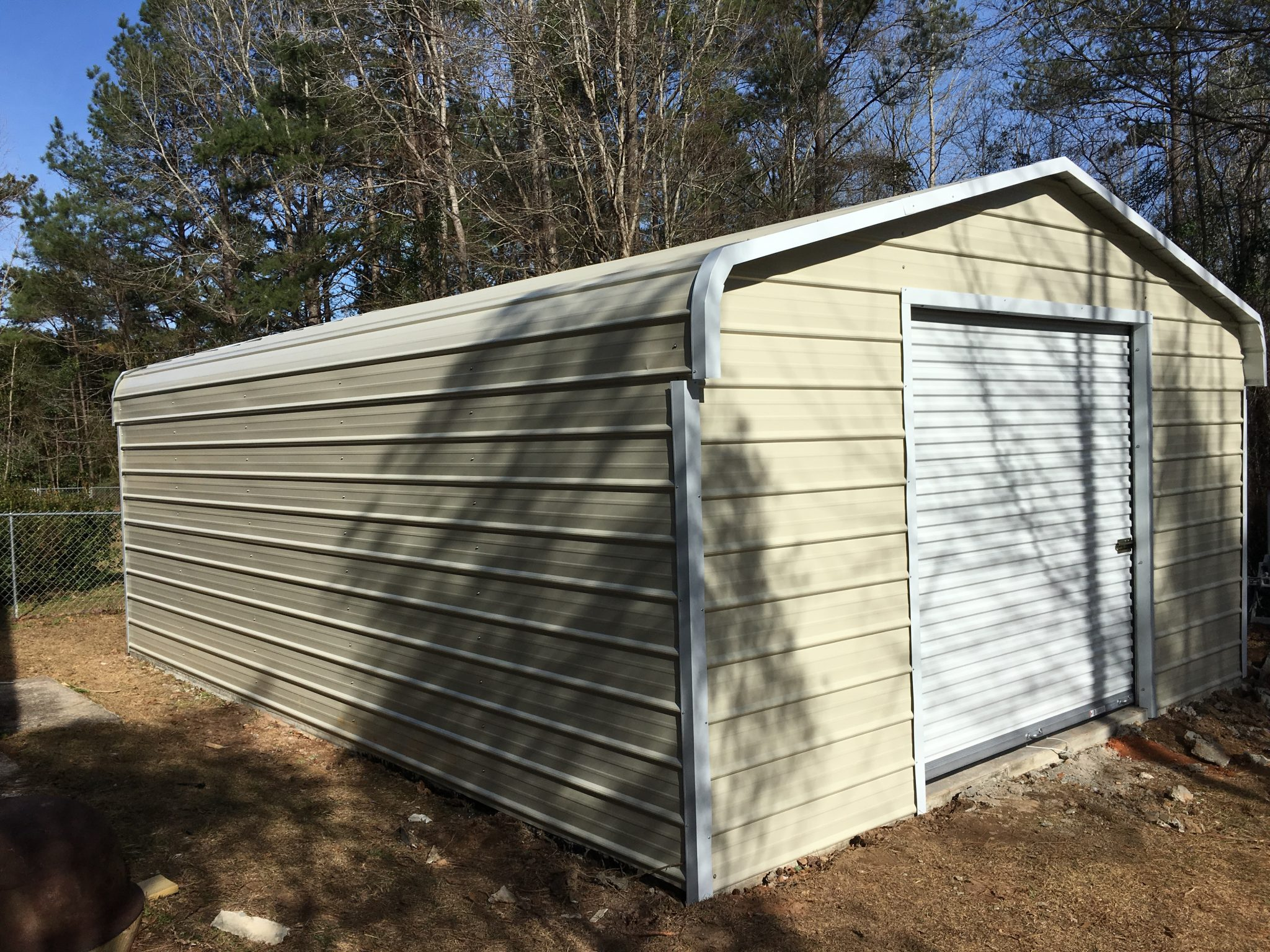 Metal Carports Jackson MS l A1 Portable Buildings