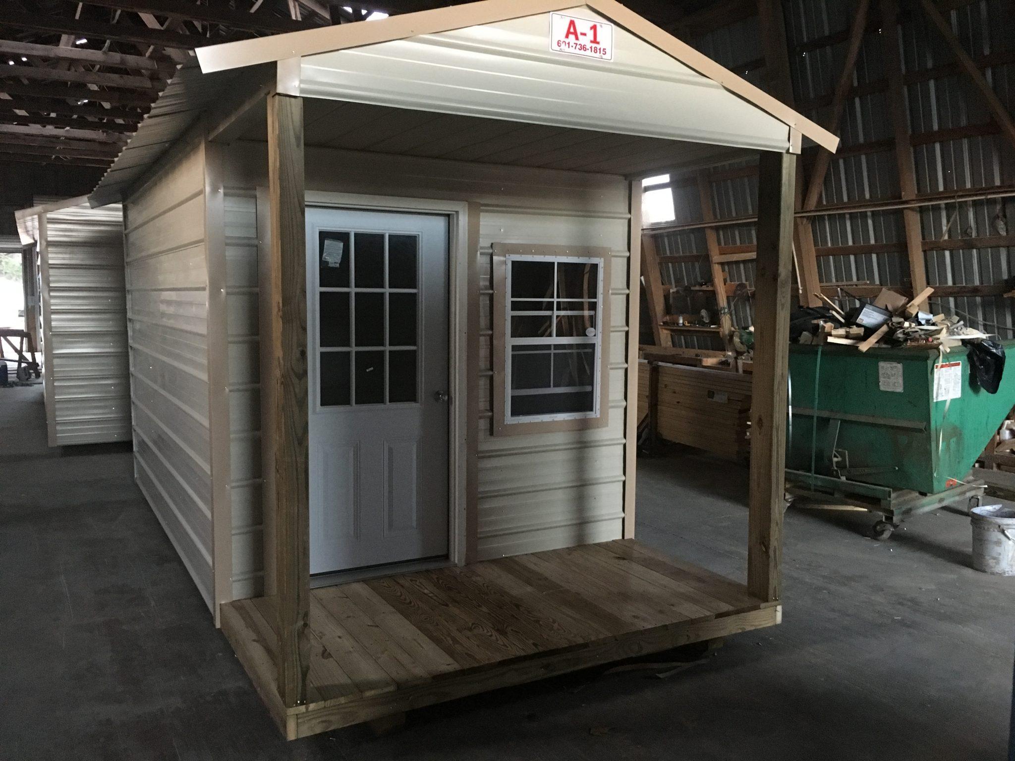 Portable Cabins Jackson MS l A1 Portable Buildings