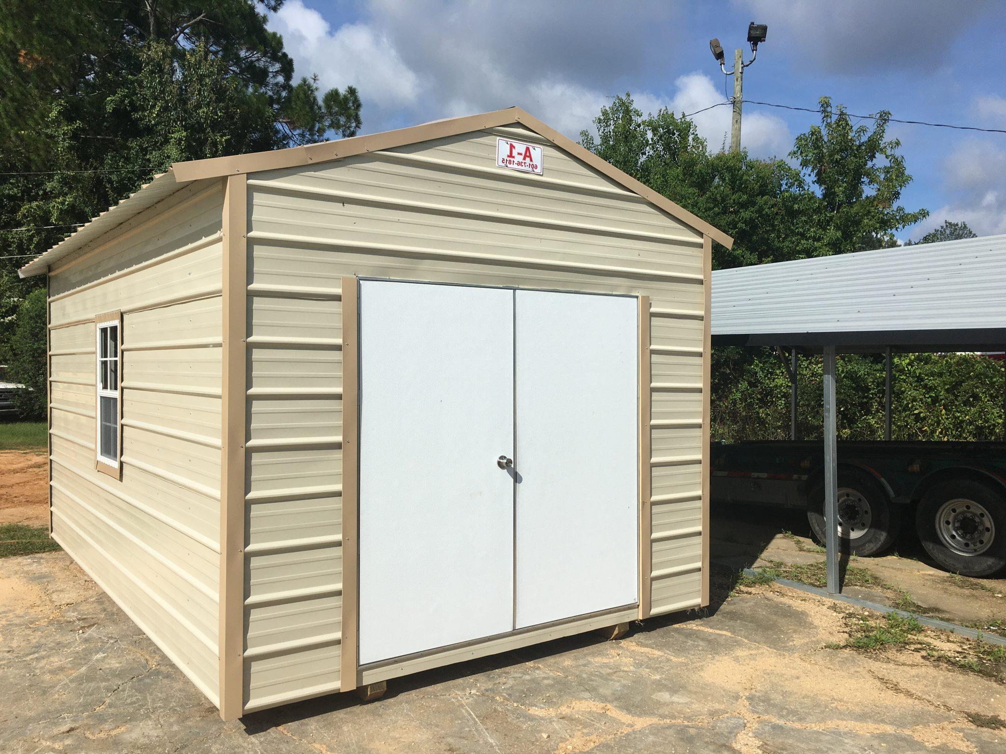 Metal Storage Buildings Jackson Ms | Dandk Organizer